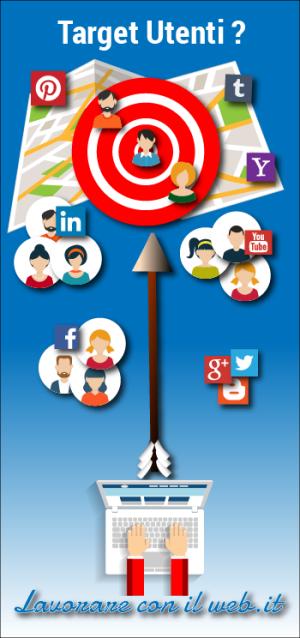 Come definire un target di utenti
